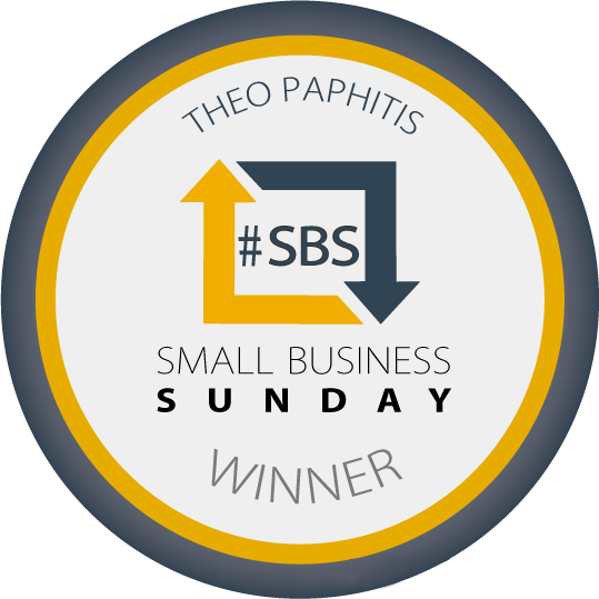 Theo Paphitis Small Business Sunday Winner 2104